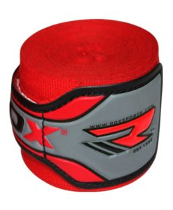 Hand Wraps Red 3
