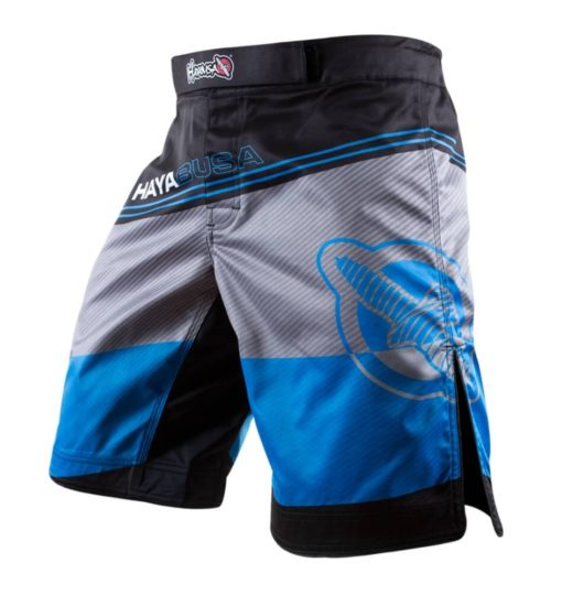 kyoudo-shorts-blue-side-left