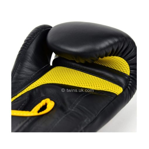 Twins--BGVLA-1-Twins-Black-Yellow-Air-Boxing-Gloves-2