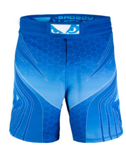 short mma bad boy legacy evolve blue 1