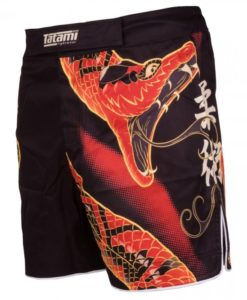 Fightshort Tatami Duelling Snakes 2